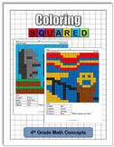 4th Grade Math Concepts