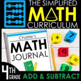 4th Grade Math Curriculum Unit 2: Addition & Subtraction
