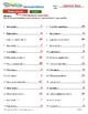 4th Grade Math Decimals - Reading Decimals Leveled Worksheets/Homework/Formative