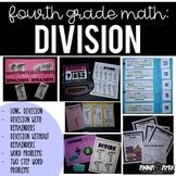 4th Grade Math:  Division