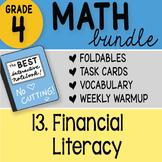 Math Doodle - 4th Grade Math Doodles Bundle 13. Personal F