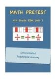 Everyday Math 4th Grade Unit 7 Pretest