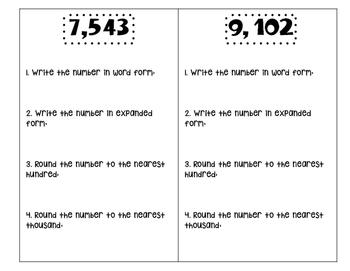 4th Grade Math EngageNY Eureka Math Additional Resources-Module 1