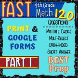 4th Grade Math FSA Review