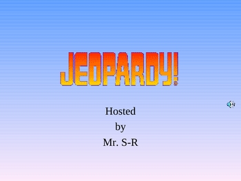 4th Grade Math, Fractions Jeopardy Review