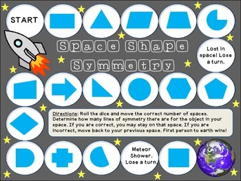 4th Grade Math Games: Geometry {CCSS Aligned}