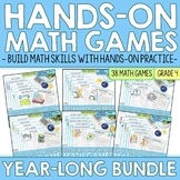 4th Grade Math Games | Hands-On Learning for Workshop and
