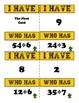 4th Grade Math: I Have, Who Has
