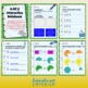 4th Grade Math Interactive Notebook: Digital and Paper (Google™ and PDF Formats)