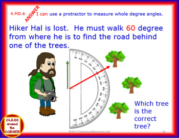 4th Grade Math Interactive Test Prep: All 34 Standards ***UPDATED***