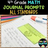4th Grade Math Journal