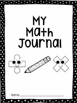4th Grade Math Journal-My Math- 35 Entries! EDITABLE!