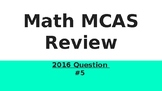4th Grade Math MCAS Review Powerpoint