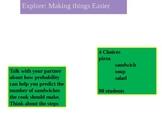 4th Grade Math: Making Predictions
