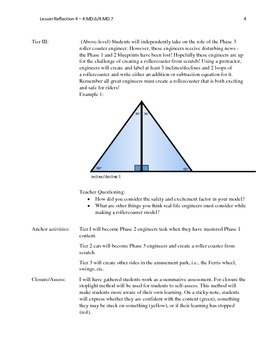 4th Grade Math Minilesson