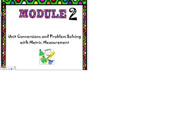 4th Grade Math Module 2 - Metric Conversion