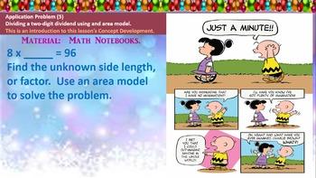 4th Grade Math Module 3 Lesson 22 PowerPoint