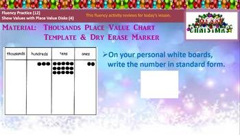 4th Grade Math Module 3 Lesson 26 PowerPoint