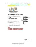 4th Grade Math Multi-step Word Problems