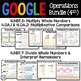 4th Grade Math Operations Bundle {4.NBT.4, 4.NBT.5, 4.NBT.6...} Google Classroom