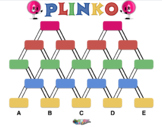 4th Grade Math PLINKO