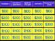 4th Grade Math PSSA Prep Jeopardy Game