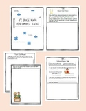4th Grade Math Performance Tasks SBAC prep