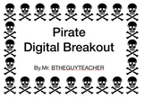 4th Grade Math- Pirate Digital Breakout