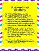 4th Grade Math Place Value Scavenger Hunt