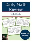 4th Grade Math Practice Review