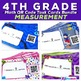4th Grade Math Task Cards | QR Codes | MEGA Bundle