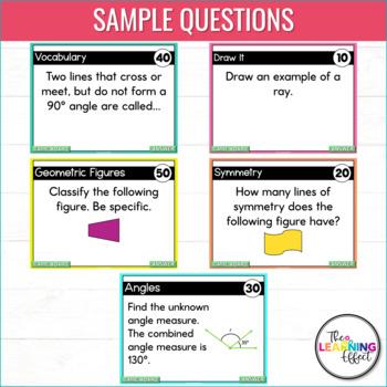 4th Grade Math Game | Geometry