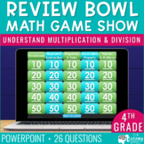 4th Grade Math Game | Understand Multiplication and Division