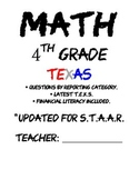4th Grade Math Ready for The 2015 STAAR