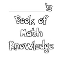 4th Grade Math Reference Book