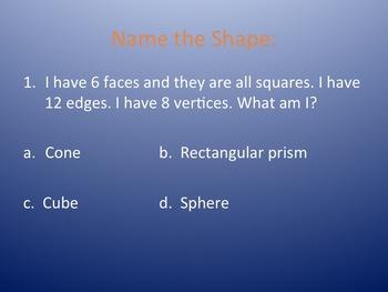4th Grade Math Review 3rd Quarter PowerPoint