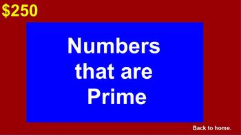 4th Grade Math Pyramid Promethean Game ~ CCSS Vocabulary ~ Language Activity