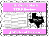 4th Grade Math STAAR and TEKS Review