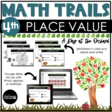 4th Grade Fall Math Scavenger Hunt   Place Value – Read Wr