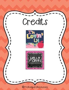 4th Grade Math Spiral Review (Weeks 29-32)