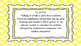4th Grade Math Standards on Yellow Polka Dotted Frame