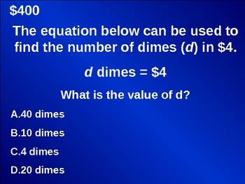 4th Grade Math State Assessment Prep