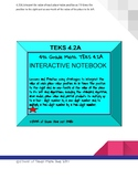 4th Grade Math TEKS 4.2A