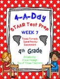 4th Grade Math TEKS: 4 A Day STAAR Prep Week 7