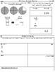 4th Grade Math TEKS: Extra Spiral Review Practice / Homework Part 4 (Sets 19-24)