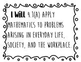 4th Grade Math TEKS (Readiness Standards)