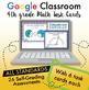 4th Grade Math Task Cards Digital + Paper MEGA Bundle: Google + PDF Task Cards