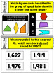 Math Task Cards 4th Grade FREE