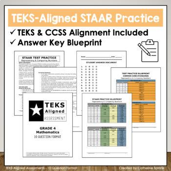4th Grade Math STAAR TEST PREP Decimals TEKS 4 2G 4 4A 4 2E 4 2F 4 2H