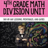 4th Grade Math Unit 4 - Division